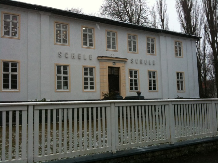 Schele-Schule in der Olympischen Strae