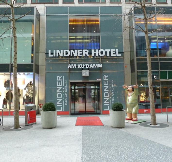 lindner hotel am ku 39 damm hotel in berlin charlottenburg kauperts. Black Bedroom Furniture Sets. Home Design Ideas