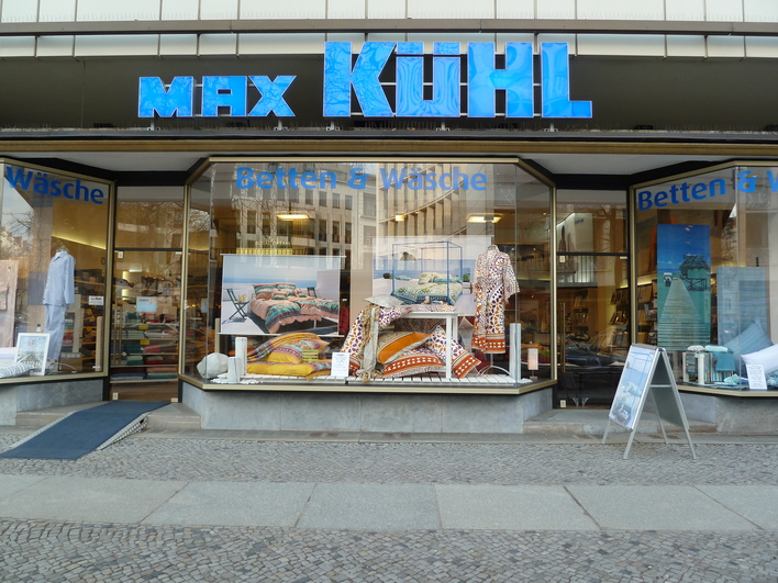 Max Kühl in Berlin-Charlottenburg