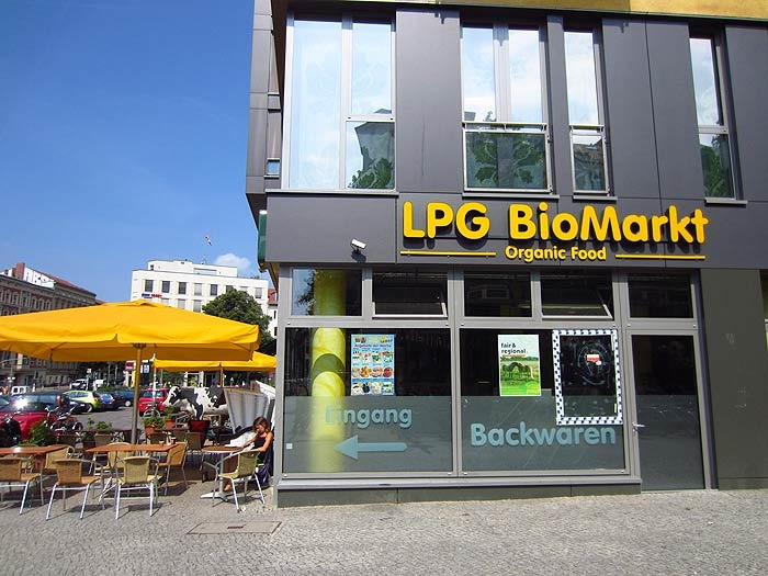 LPG Biomarkt - Kollwitzstrae