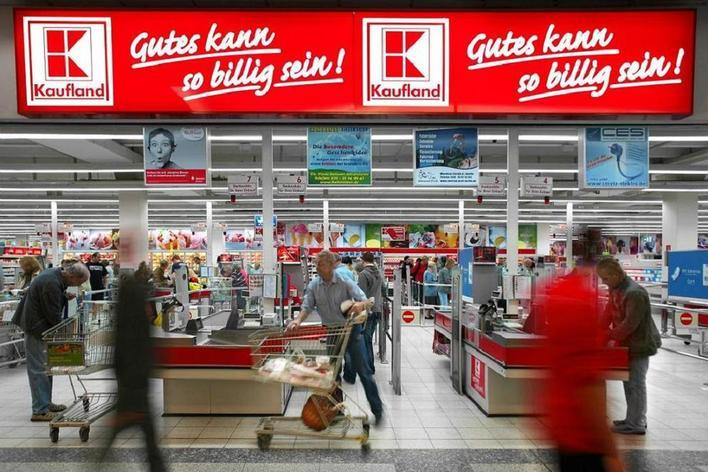 kaufland kaufpark eiche supermarkt in berlin kauperts. Black Bedroom Furniture Sets. Home Design Ideas