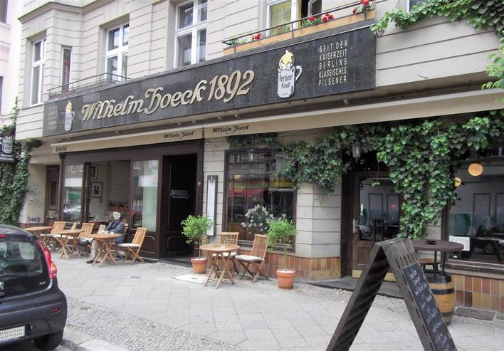 restaurant wilhelm hoeck 1892 deutsche k che in berlin charlottenburg kauperts. Black Bedroom Furniture Sets. Home Design Ideas
